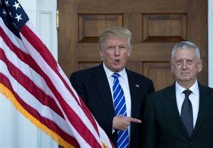 سردرگمی ترامپ درباره سرنوشت رئیس پنتاگون
