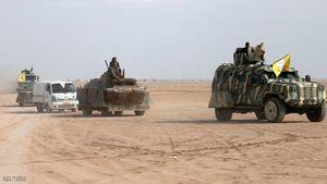 پیشروی شبه نظامیان کُرد در آخرین منطقه تحت اشغال داعش در شرق رود فرات/ سنگ تمام آمریکایی برای جلب اعتماد دوباره کُردها + نقشه میدانی و تصاویر