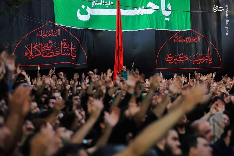 2341986 - شب پنجم محرم در امامزاده علیاکبر چیذر