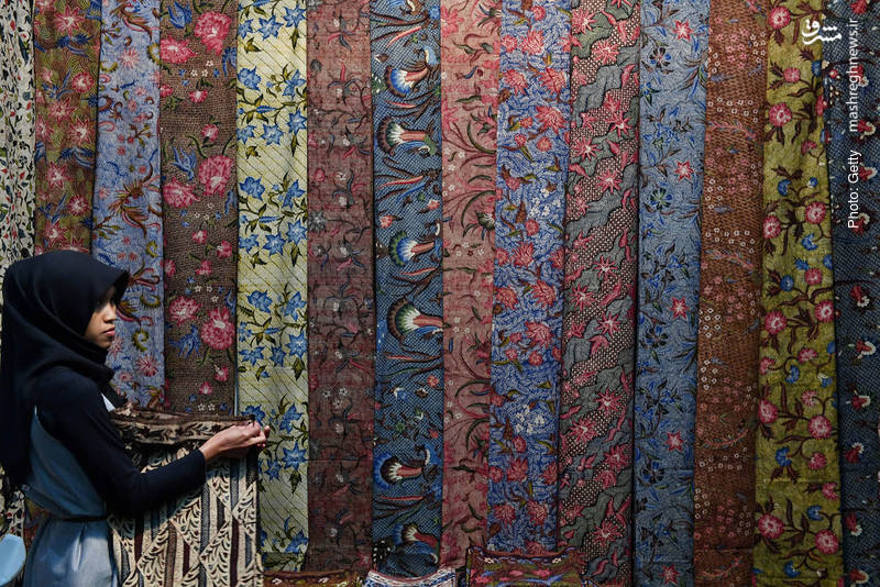 نمایشگاه صنایع دستی و پوشاک در جاکارتا