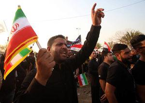 راهپیمایی عراقی ها برای پایان فتنه در بصره