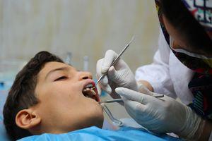 عکس/ اردوی جهادی دندانپزشکان در بروجرد