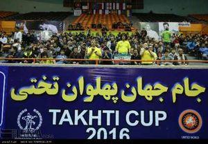زمان برگزاری جام تختی مشخص شد
