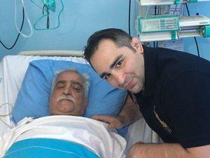 چهره نامدار کشتی ایران در ICU بستری شد +عکس