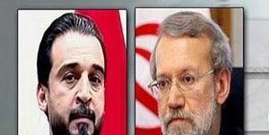 درخواست رئیس جدید پارلمان عراق از لاریجانی