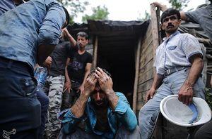 آخرین وضعیت مصدومان ریزش معدن ذغالسنگ در کرمان