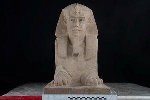 کشف مجسمه «ابوالهول»