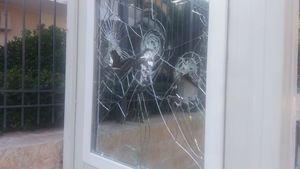 حمله به ساختمان سفارت ایران در یونان