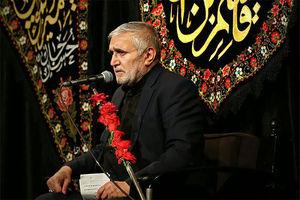 فیلم/ حاج منصور ارضی؛ دهه اول محرم ۹۸