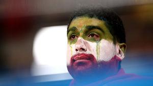 فیلم/ لحظات تلخ و شیرین جام جهانی 2018