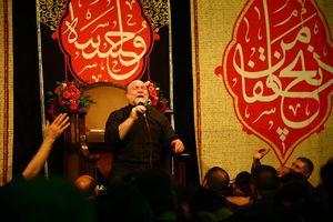 صوت/ شب هشتم محرم با نوای حاج حسین سازور
