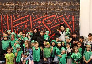عکس/ همایش شیرخوارگان حسینی در آلمان