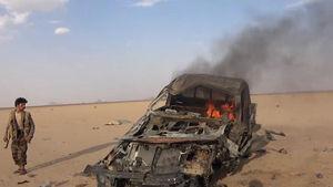 نقرهداغ شدن نیروهای شورشی تحت حمایت ائتلاف سعودی-اماراتی در شمال و جنوب استان البیضاء یمن + نقشه میدانی و تصاویر