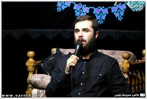 علی نجفی - مداح