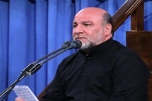 فیلم/ مداحی حاج حسین سازور در محضر رهبرانقلاب