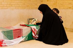 روایت غم انگیز مادر شهید از فرزندش +فیلم