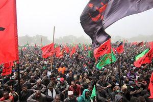 عزاداری شیعیان نیجریه در ماه محرم