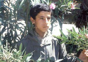 روایتی از پسرک 13 سالهای که همانند حضرت قاسم جنگید +عکس