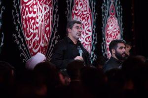 صوت/ حاج محمدرضا طاهری؛ شب هفتم محرم ۹۷