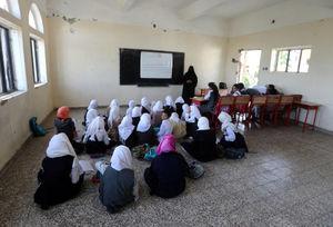 آغاز سال تحصیلی جدید در یمن