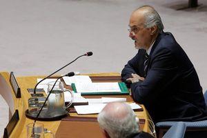 بشار الجعفری: شورای امنیت اسرائیل را مجازات کند