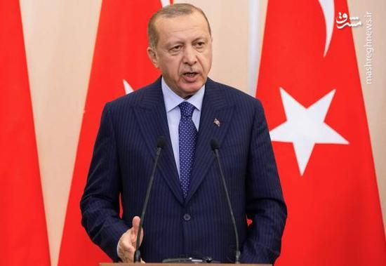 اردوغان حمله تروریستی اهواز را محکوم کرد
