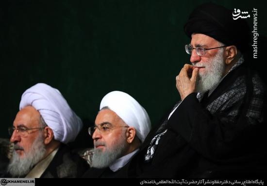 فیلم/ روضه حضرت عباس (ع) از زبان رهبر انقلاب