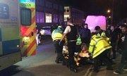 حمله یک خودرو به عزاداران حسینی در لندن +عکس