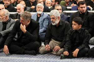 پسر شهید احمدی روشن