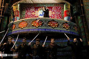 عکس/ مراسم «شاهحسینگویان» در تبریز
