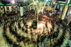 مراسم سینه زنی سنتی بوشهری در اهواز