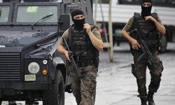 بازداشت 50 نفر در ترکیه با اتهامات امنیتی