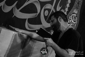 صوت/ حسین سیب سرخی؛ شب نهم محرم ۹۷