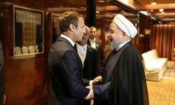 فیگارو: ماکرون در نیویورک با روحانی دیدار میکند
