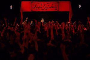 عکس/ شب نهم محرم در رایه العباس(ع)
