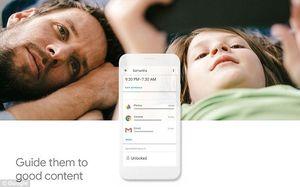 خاموش کردن گوشی فرزندان با قابلیت جدید گوگل