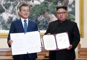 نگاهی به دیدارهای سران ۲ کره