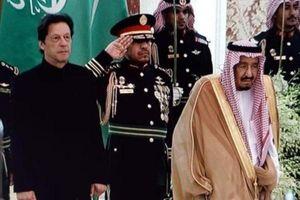 «عمران خان» با پادشاه عربستان دیدار کرد