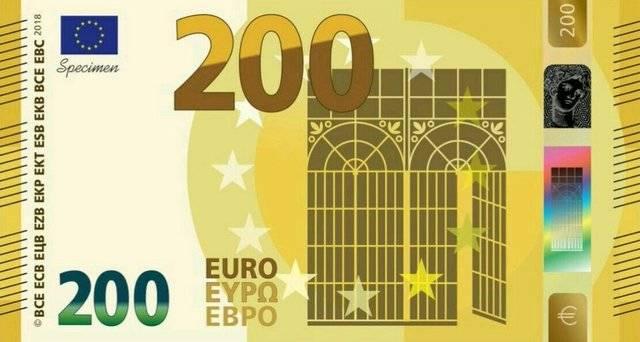 ۲۰۰ یورویی جدید