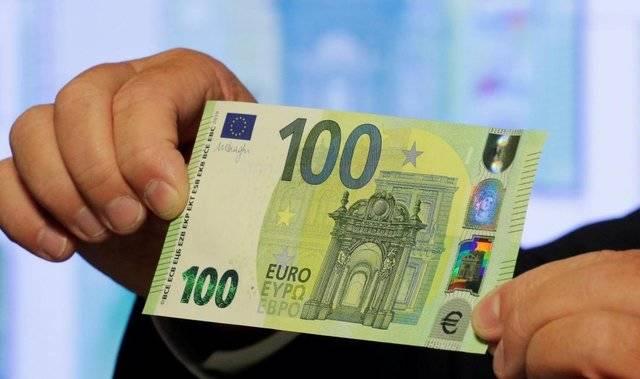 ۱۰۰ یورویی جدید