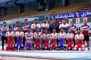 ایران قهرمان رقابت های کشتی فرنگی جوانان جهان شد