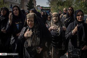عزاداری لرستانیهای مقیم تهران