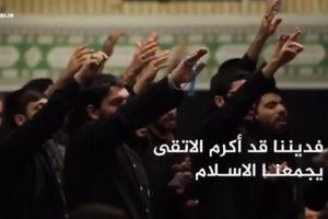 فیلم/شعرخوانى جوانان عراقى در محضر رهبرانقلاب