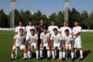 شکست تیم ملی نوجوانان ایران برابر اندونزی