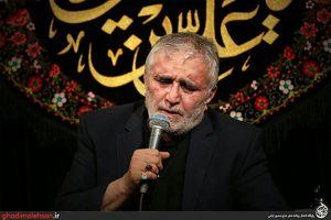 صوت/ روضه جانسوز امام حسن مجتبی(ع) بانوای حاج منصور ارضی
