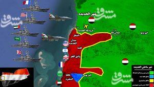 روزهای سرنوشتساز استان ساحلی الحدیده/ حملات بیسابقه ائتلاف برای قطع ارتباط شهر الحدیده با پایتخت یمن + نقشه میدانی و تصاویر