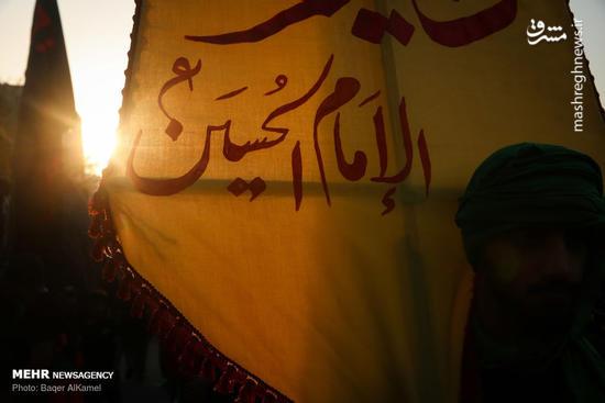 عکس/ عزاداری روز عاشورا در بحرین