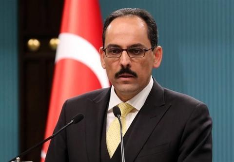 ترکیه: میت اقدامات خود در سوریه را ادامه خواهد داد