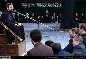 صوت/ مداحی مرتضی طاهری در حسینیه امام خمینی(ره)