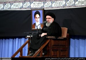 صوت/ سخنرانی سید احمدخاتمی در محضر رهبرانقلاب